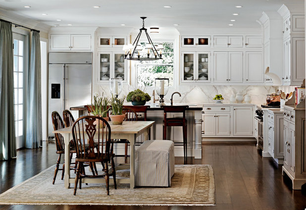 Traditional Kitchen by Millennium Cabinetry