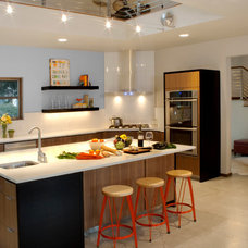 Contemporary Kitchen by Jennifer Gardner Design