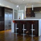 Built In Kitchen Storage Benches Williamsburg Renovation
