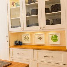 Traditional Kitchen by Moneca Kaiser DESIGN BUILD