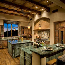 Traditional Kitchen by Mooney Design Group, Inc.