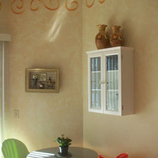 Eclectic Kitchen by Art By Anita
