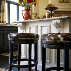 Traditional Kitchen by Nancy Woodhouse, Allied ASID