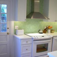 Contemporary Kitchen by Frances Temple-West Architect