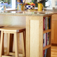 Contemporary Kitchen by NePalo Cabinetmakers