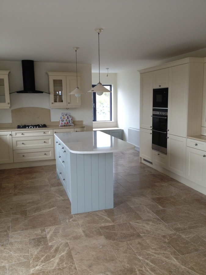 Kitchen - New Bulid, Ballyconnelly, Galway