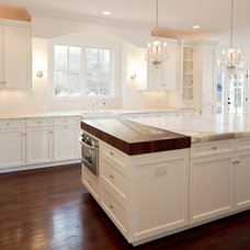 Traditional Kitchen by Portcullis Partners LLC
