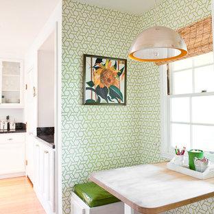 サンフランシスコのコンテンポラリースタイルのおしゃれなキッチンの写真