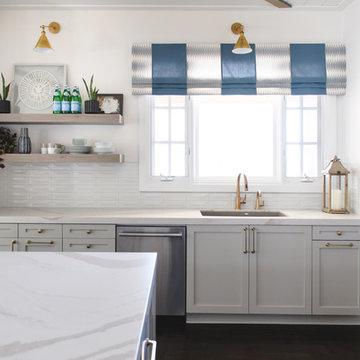 Kitchen Nook Redesign