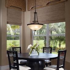 Modern Kitchen by Interiors by Myriam, LLC