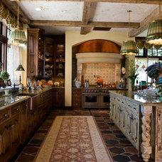 Mediterranean Kitchen by Nor-Son, Inc.