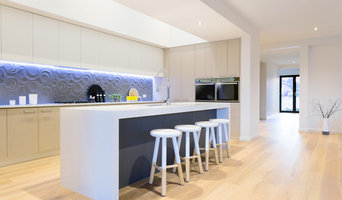 Kitchen of Eve 35 by Sienna Homes