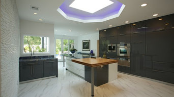 kitchen of home on long island