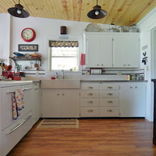 Kitchen of the Week: Classic White Farmhouse Style Restored