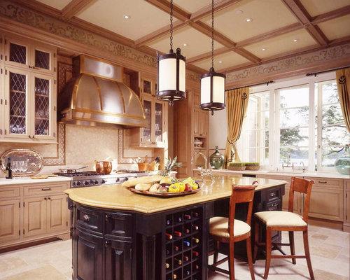Victorian Kitchen Design Ideas Renovations Photos With