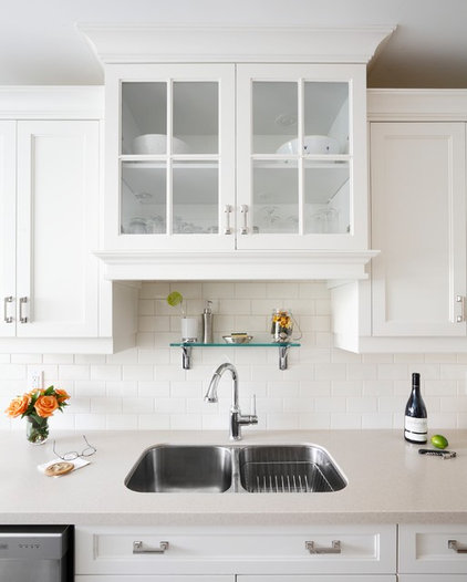 Traditional Kitchen by Refined by Design