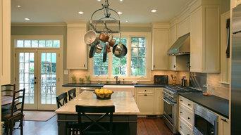 Kitchen on Hermitage
