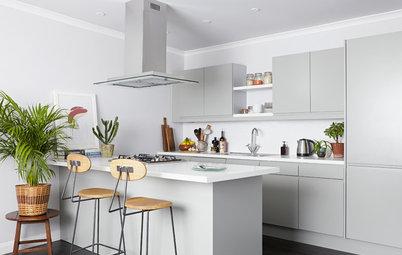 Smarte idéer til små rum spottet i lejligheder på Houzz