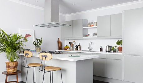 Ingenious Small Space Ideas Seen in Flats on Houzz