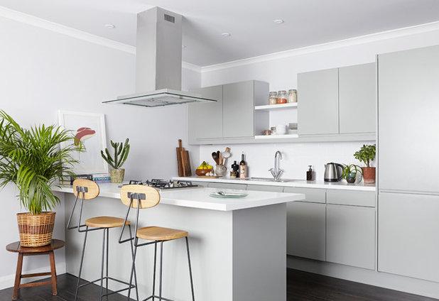 コンテンポラリー キッチン by Katy SB Design