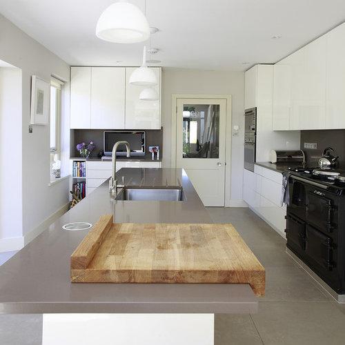 Grey Skirting Board Home Design Ideas Renovations Photos