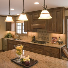 Traditional Kitchen by Orfield Remodeling, Inc