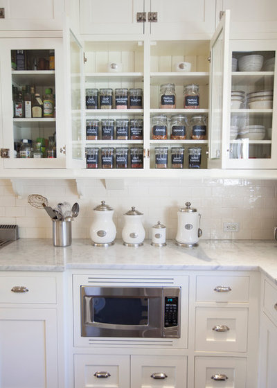 American Traditional Kitchen by Neat Method San Diego