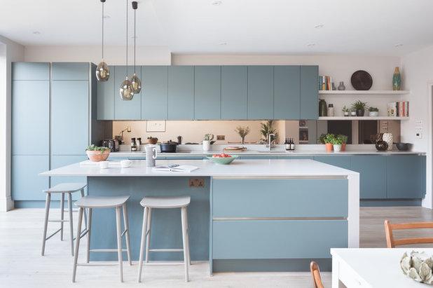 Contemporary Kitchen by Otta Design