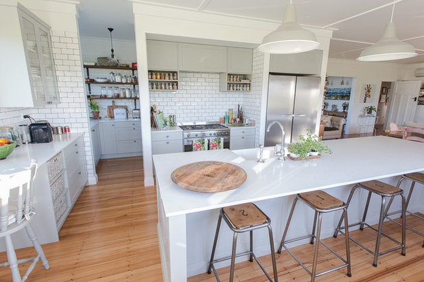 9 things to learn from contemporary kiwi kitchens for Country style kitchen nz