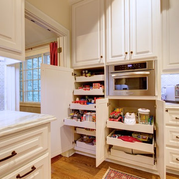 Kitchen Pantry - After