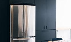 Kitchen Pantry & Fridge