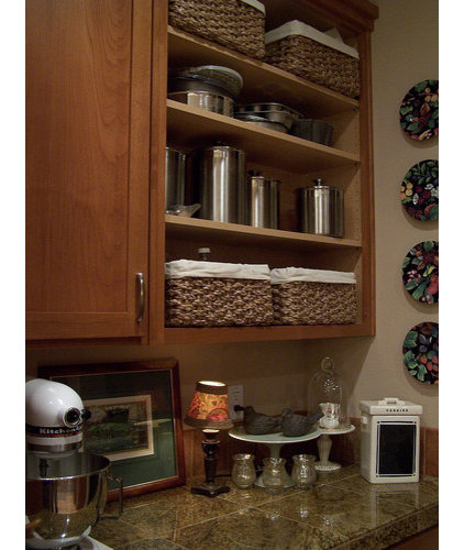 Traditional Kitchen Kitchen Pantry