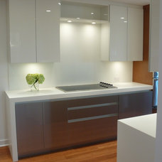 Modern Kitchen by Partners 4, Design