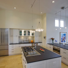 Transitional Kitchen by Partners 4, Design