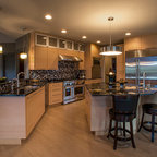 Woodland Residence Contemporary Kitchen Dallas By