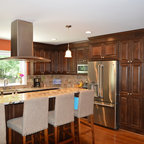 Kitchen Remodel Wellesley MA - Traditional - Kitchen ...