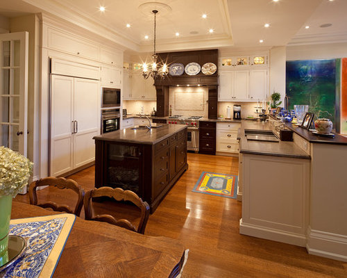 Nice kitchen houzz for Nice kitchen