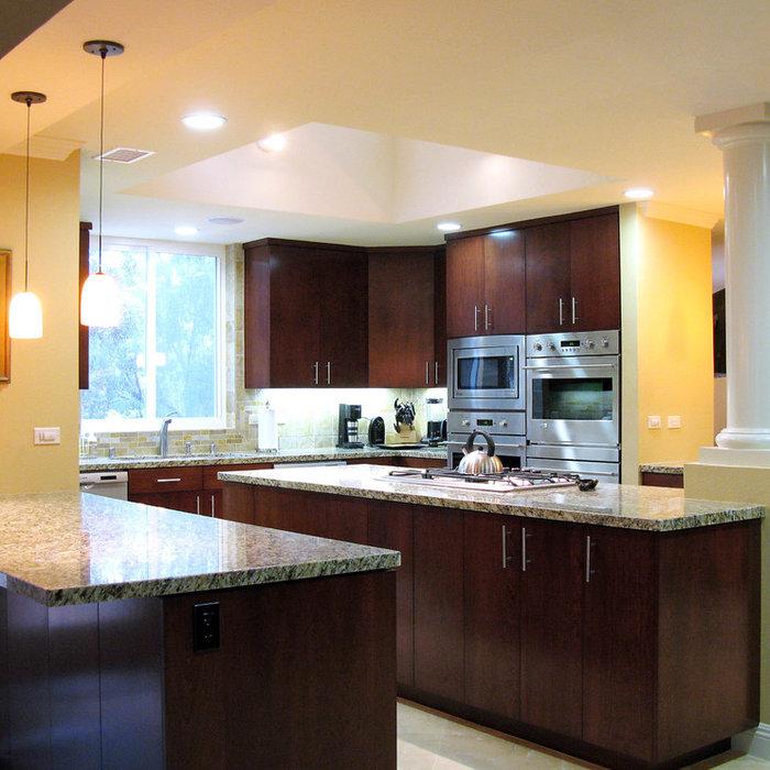 Fletcher Hills Large Kitchen Remodel
