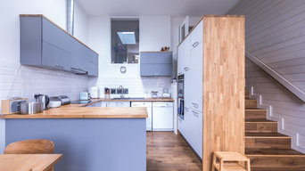 Kitchen photography for Eco German Kitchens