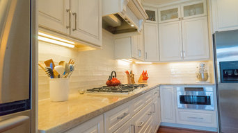 Kitchen Photography for Fairfax Marble Granite