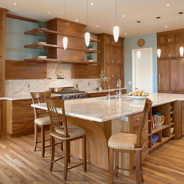 Kitchen Photography from Calgary Home Builders