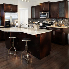 Contemporary Kitchen by VrPhotos Commercial Photography and Video