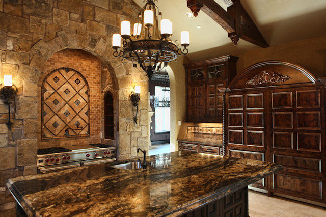 Traditional Kitchen by Broadstone Companies