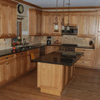 Meander Road Traditional Kitchen Minneapolis By