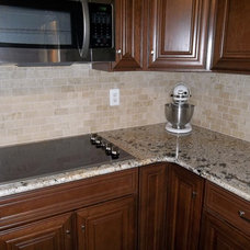 Traditional Kitchen by Lowe's of Camden