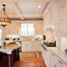 Traditional Kitchen by Morrison Kitchen & Bath