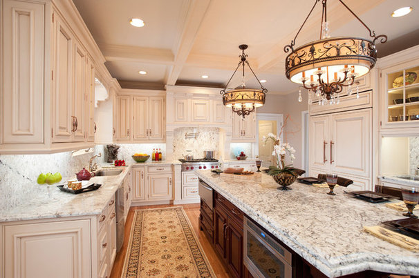 Traditional Kitchen by Morrison Kitchen & Bath