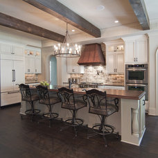 Traditional Kitchen by Plattner Custom Builders, LLC
