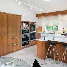 Contemporary Kitchen by Ulrich Inc