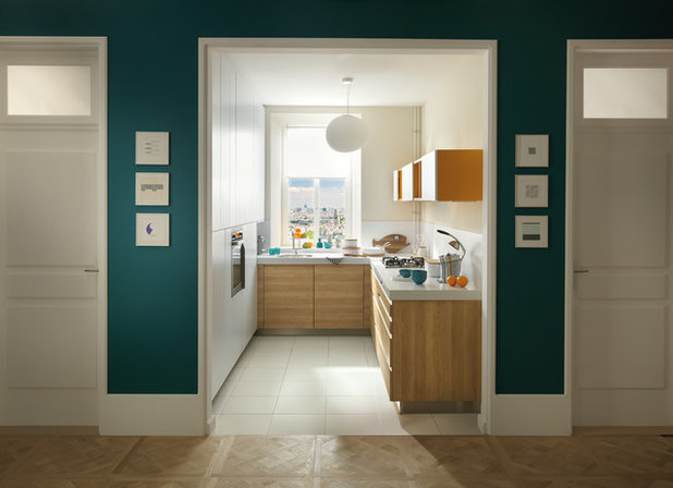 Contemporary Kitchen by Schmidt Kitchens Palmers Green